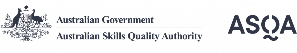 ASQA primary brand mark
